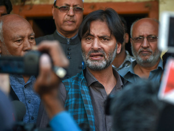Yasin Malik arrest: Separatists call for strike against first phase of polling
