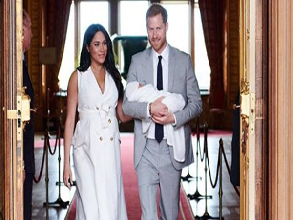 Prince Harry, Meghan Markle name their newborn son Archie