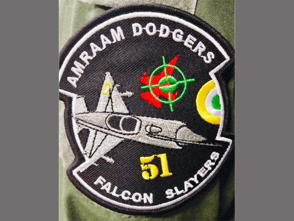 IAF Abhinandan Varthaman gets 'Falcon Slayer', 'AMRAAM Dodgers patch to mark F-16 kill