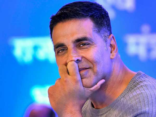 Akshay Kumar did not vote and he will not tell you why