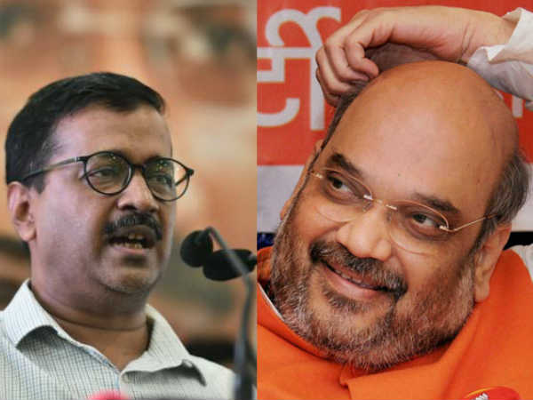 Amit Shah will be the home minister: Kejriwal