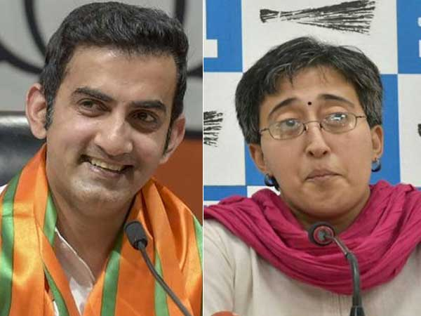 Gambhir is a star, says Atishi
