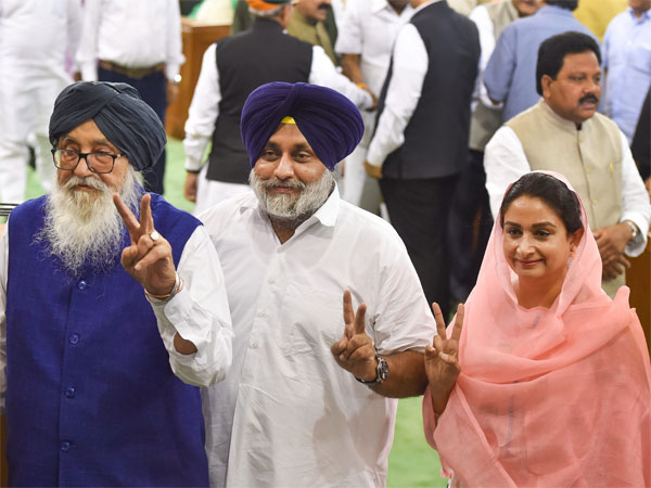 The Rise of Badals and fall of Shiromani Akali Dal