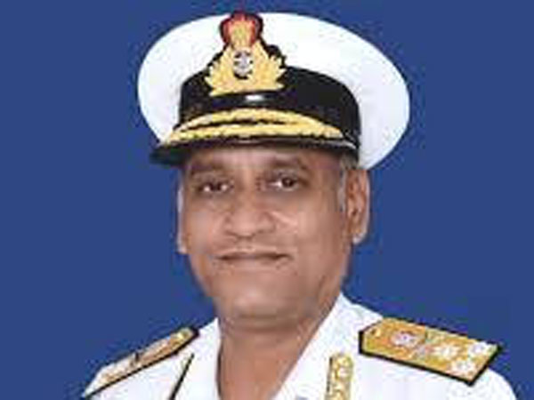 File photo of Vice Admiral Bimal Verma