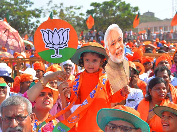 Exit polls 2019: NDA set to return to power with 340 seats, predicts Chanakya-News24