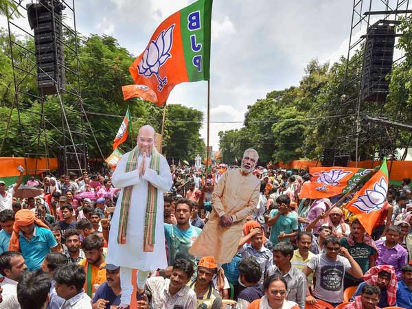 Exit polls 2019: Satta bazaar predicts BJP to get 244-247 seats; 80 for Congress