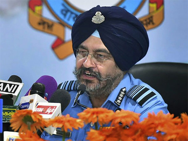 Air Chief Marshal BS Dhanoa