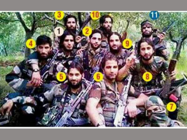 Latheef Tiger killed: The entire Burhan Wani stands eliminated