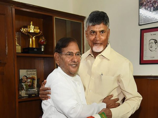 [Chandrababu Naidu trying to emerge as linchpin of anti-BJP front; What is he aiming at?]
