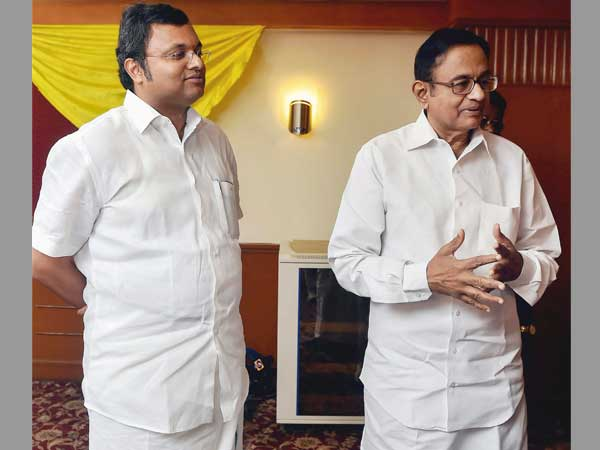 Aircel-Maxis case: Court extends interim protection to Chidambaram, son till Aug 1