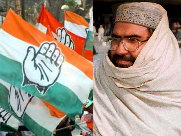 Congress upset with Pulwama attack missing in Azhar ban order