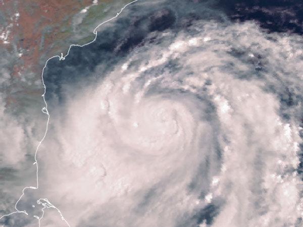 Cyclone Fani now extremely severe says Met as Odisha braces for the worst