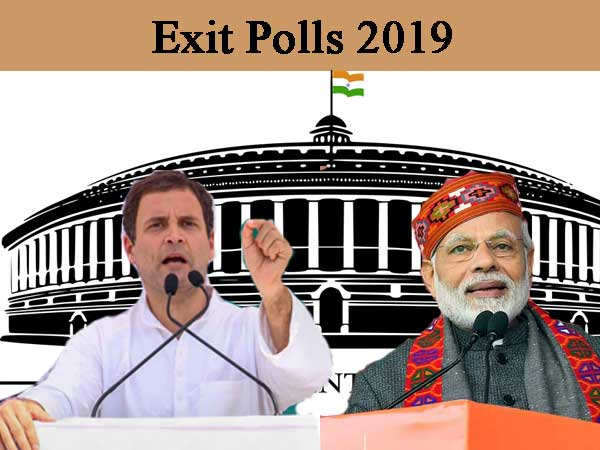 Exit polls 2019: Modi set to return as PM, NDA to get 290 seats, predicts News Nation