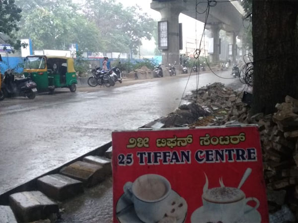 Watch: Hailstorms, rains lash parts of Bengaluru, week to end on wet note