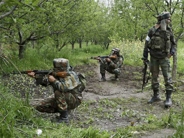 J&K: Exchange of fire between terrorists, security forces in Shopian
