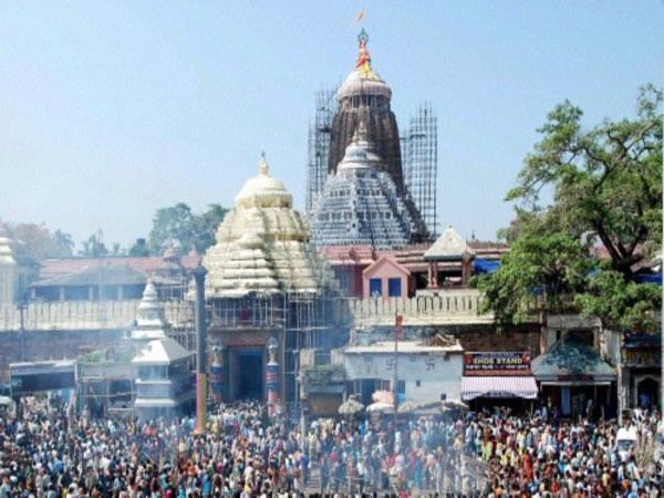 Power supply restored at Jagannath Temple in Odishas Puri district