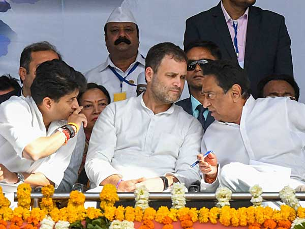 Is it time for Kamal Nath to pave way for Jyotiraditya Scindia in MP?