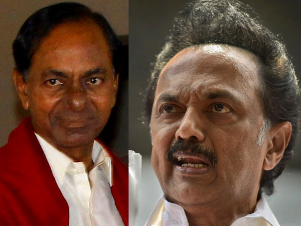 KCR's federal front dream: Will Stalin play spoilsport