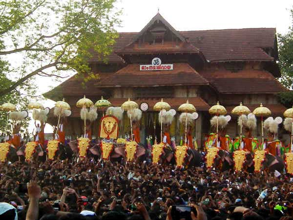 Kerala HC refuses to interfere in the ban on celebrity jumbo from Thrissur Pooram