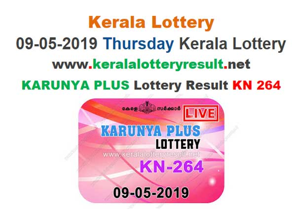 Win Rs 80 lakh, Kerala Today Lottery results: Karunya Plus KN-264 today lottery result LIVE, now
