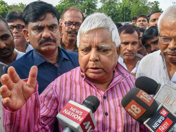 Rahuls offer to resign suicidal: Lalu Prasad