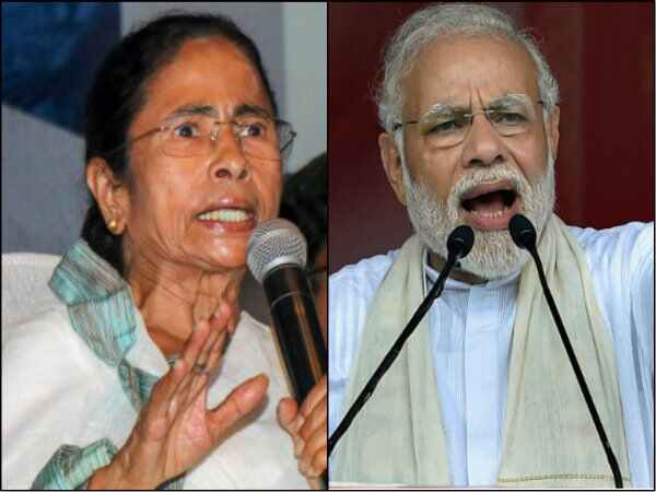 Mamata, PM Modi trade barbs as bitter poll campaign ends in Bengal