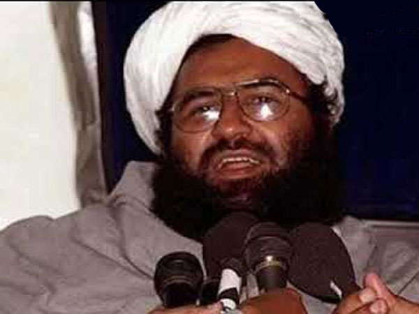 File Photo of Maulana Masood Azhar