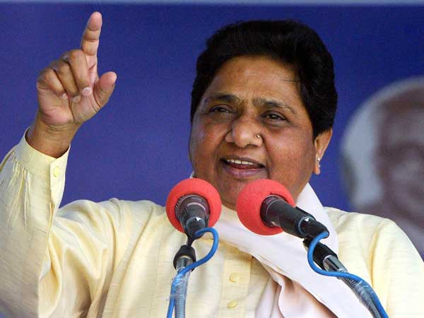 PM Modis govt sinking ship, even RSS has deserted it: Mayawati