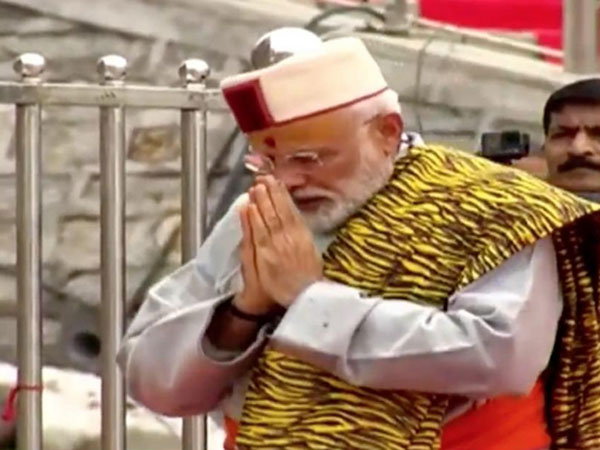 TMC fumes at 'widely televised' PM's Kedarnath visit, shoots letter to EC