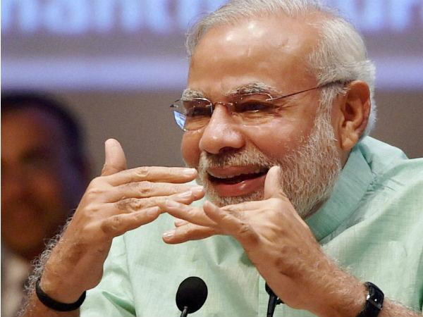 'Student within me accepts you as teacher': Modi tells PMO staff