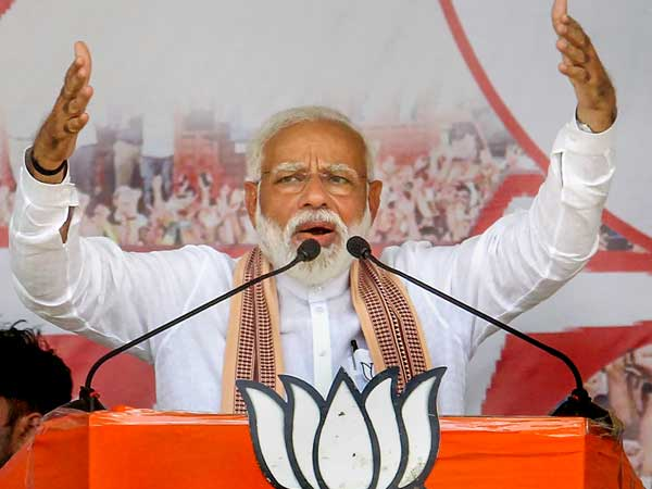 In Rohtak, PM warns voters, asks them to take note of Sam Pitrodas Hua So Hua remark