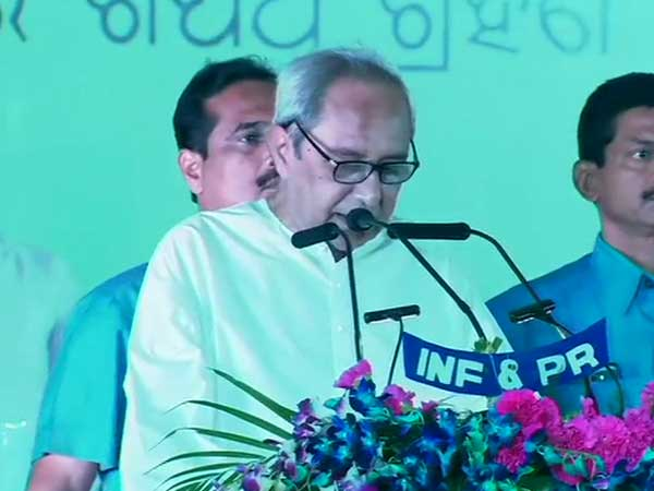 Naveen Patnaik takes oath as Odisha CM for 5th term