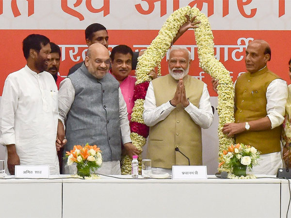 NDA to meet today to elect formally PM Modi as leader