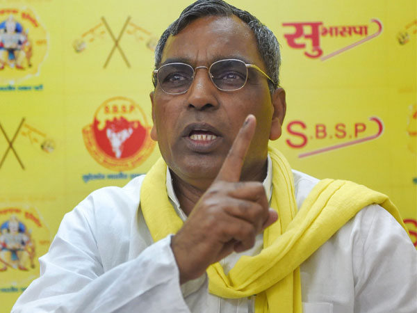 Rajbhar shattered decorum of alliance says BJP