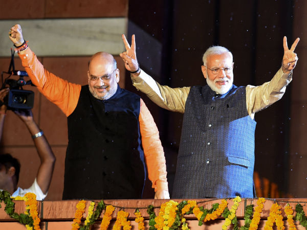Election Results 2019: BJP wins 303 seats, Congress settles for 52, as per EC
