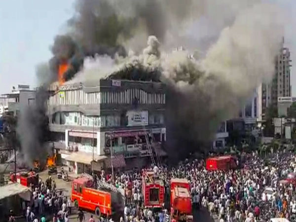 Surat fire: Toll climbs to 22, coaching class owner held, 2 on the run