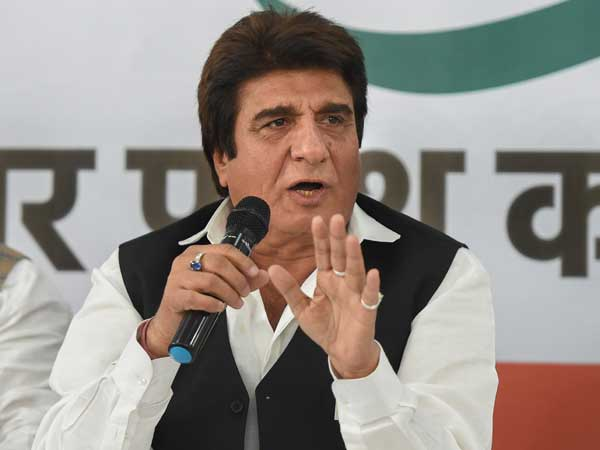 [UP Congress chief Raj Babbar reportedly offers to quit]