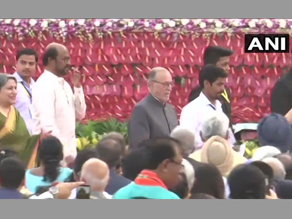Who's who of Bollywood at PM Modi's swearing-in