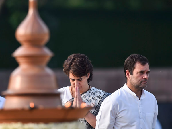 """You will always be my hero"", Priyanka's homage to her Rajiv Gandhi"