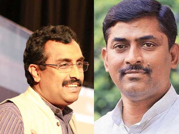 Muralidhar Rao rejects Ram Madhav's assessment, says BJP will win 280 plus seats
