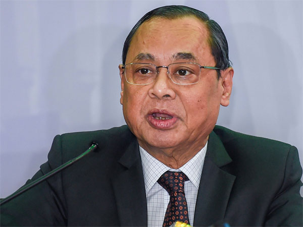 File photo of Chief Justice of India Ranjan Gogoi