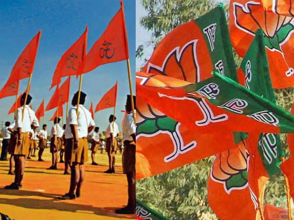 Does RSS want BJP to miss majority mark?