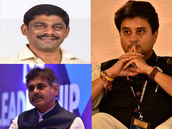 Reddy, Scindia, Suresh: 3 Congress leaders who recorded highest asset rise in 5 years