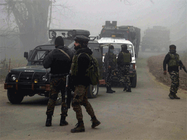 Pakistani terrorist killed in Kashmir was plotting attacks on civilians