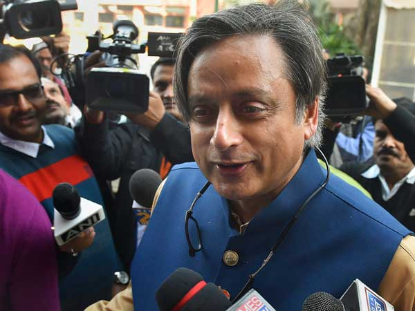 Rahul Gandhi best person to lead party, too premature to write Congress obituary: Shashi Tharoor