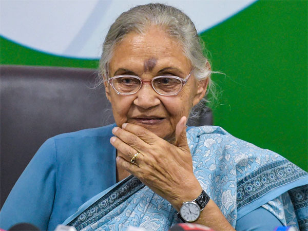 Will Sheila Dikshit be held re...