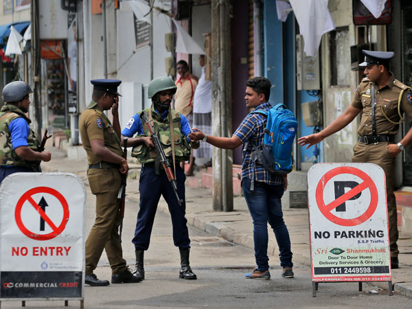 Sri Lanka extends deadline by 48 hours for public to hand over swords, sharp weapons