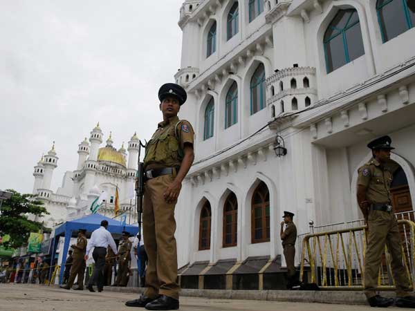 Sri Lanka bombers were in India to build links