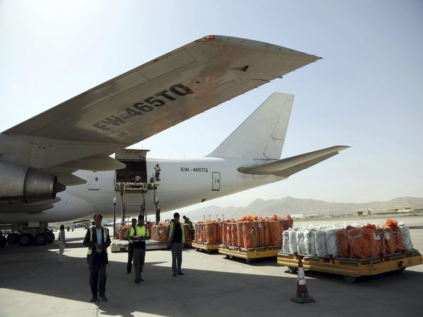 IAF intercepts Georgian Cargo plane from Karachi, forces it to land at Jaipur
