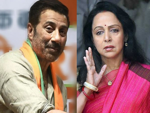 Why Hema Malini, stepson Sunny Deol wont sit together in Parliament?